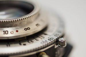 objet ancien camera