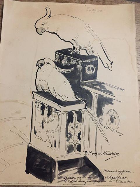 paul moreau vauthier