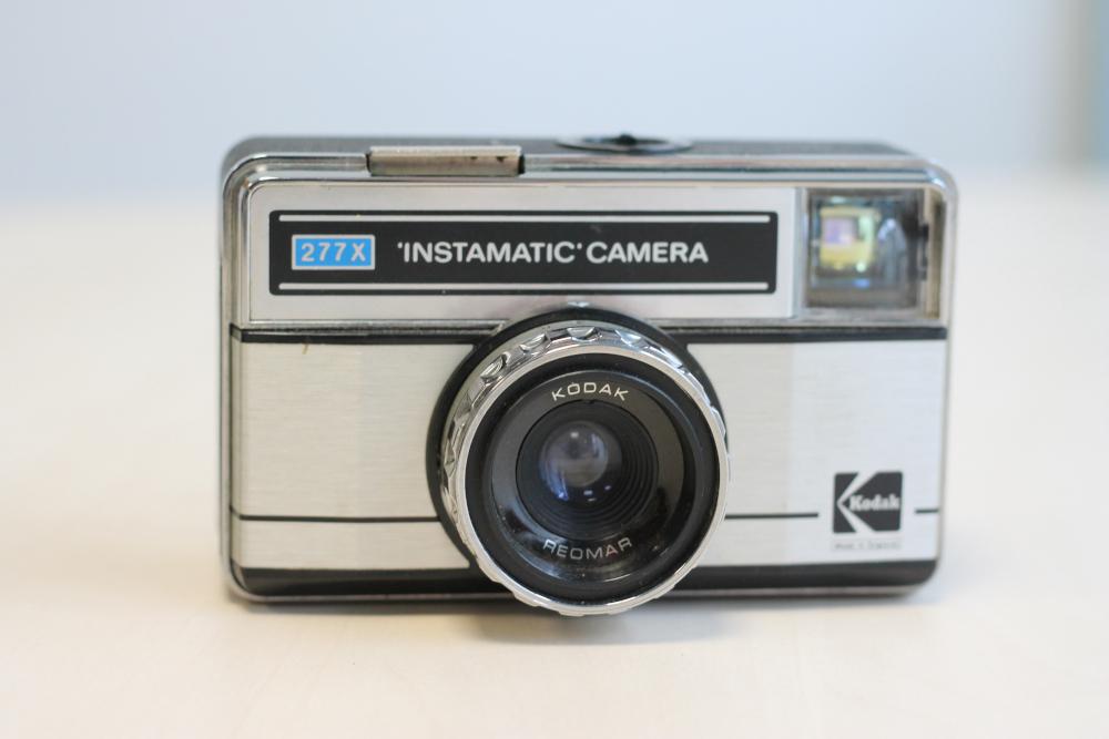Appareil photo Kodak - Kodak Instamatic 277x