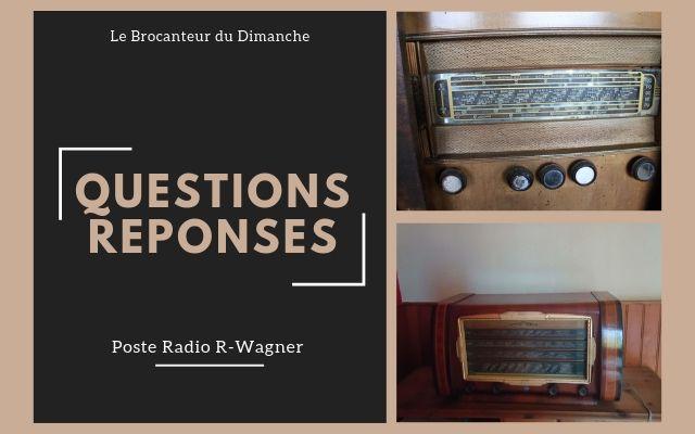 Poste radio r-wagner