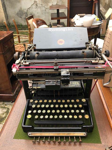 machine à écrire wahl adding model 11 chicago