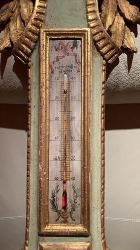 Barometre torricelli