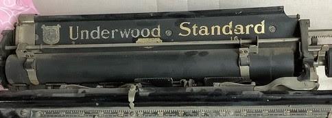 underwood 3 standard